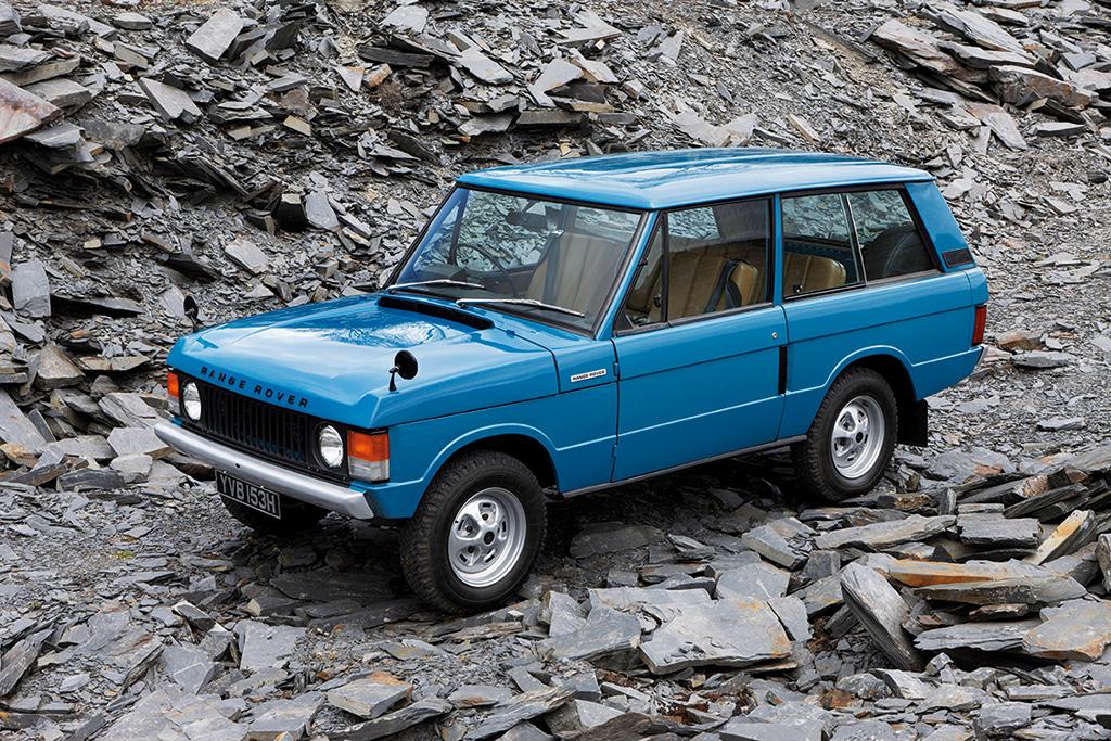 Range Rover Lauto Che Non Cera Autologia