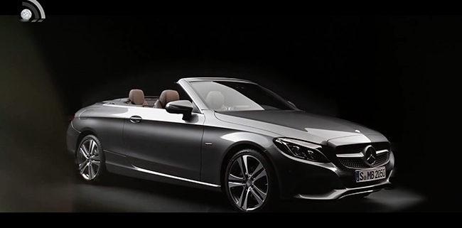 Mercedes-Classe-C-Cabrio