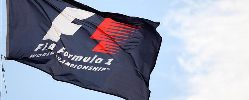 30.07.2016 - F1 flag