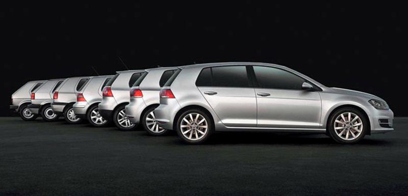 VW_GolfGenerations