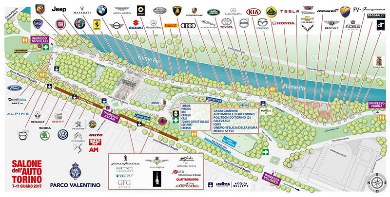 Mappa_Salone_Auto_Torino_2017
