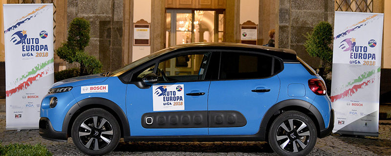 Frascati, 10-10-2017 Auto Europa 2018 Foto: Alfredo Falcone