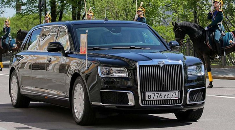 limousineTrump