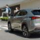 Lexus self-charging