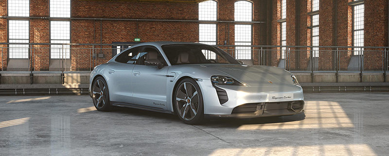 PorscheTaycanTurbo