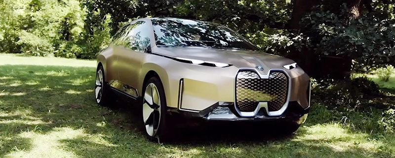 BMW-iNext-elettrica