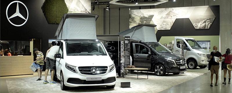 Camper-Mercedes